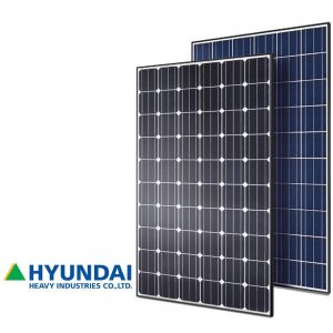 Hyundai Solar Panels Heliosolaire Renewable Energies