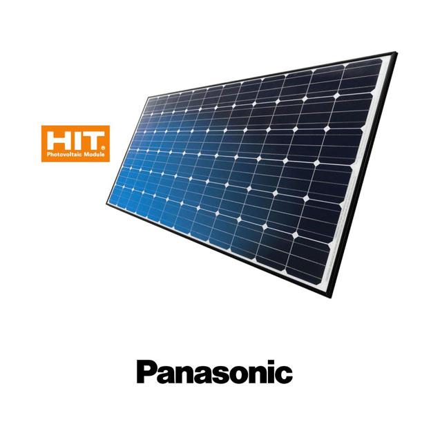heliosolaire distributeur panneau solaire Panasonic