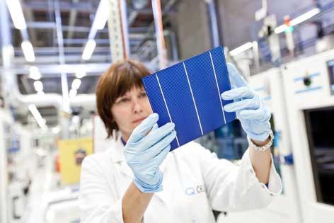 la qualité des panneaux solaire heliosolaire