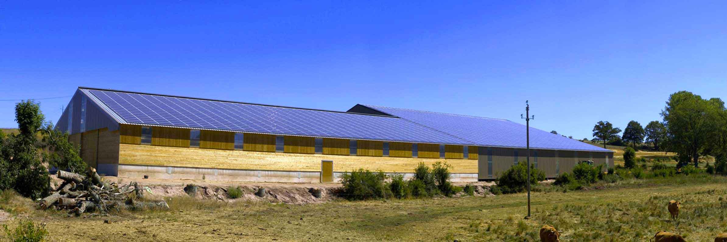 installation centrale solaire